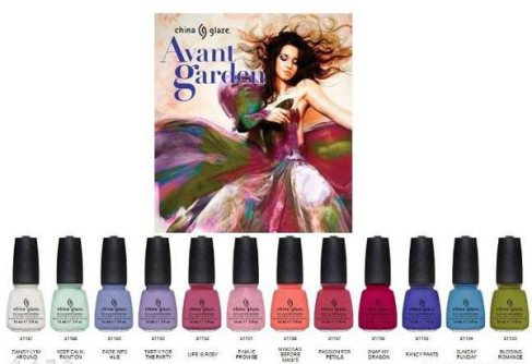 china-glaze-avant-garden-collection