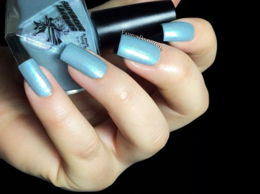 Superchic Lacquer Coming Unblued